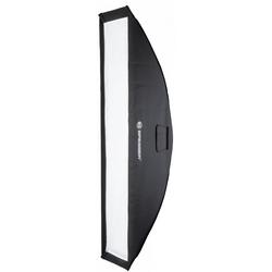 BRESSER Softbox SS-9 Softbox High Grade 22x90cm mit Wabe