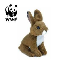 WWF Plüschfigur Plüschtier Hase (10cm)