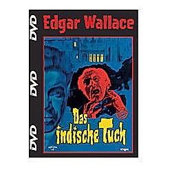 Edgar Wallace - Das indische Tuch - DVD  Filme