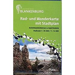Blankenburg - Harz - Buch