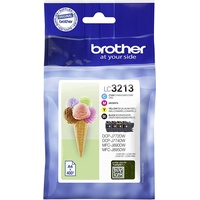 Brother LC-3213 CMYK
