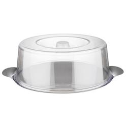 APS Tortenplatte mit Haube, Kuchenplatte für Kuchen und Torten zum Abdecken, Maße (Ø x H): 30 x 11 cm