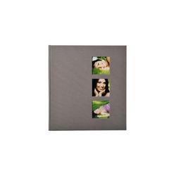 Goldbuch Album Fotoalbum Style Grau 27 630