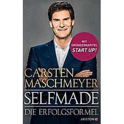 Selfmade. Carsten Maschmeyer  - Buch
