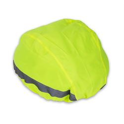 BigDean Fahrradhelmüberzug Regenschutz für Fahrradhelm Überzug Universal Fahr