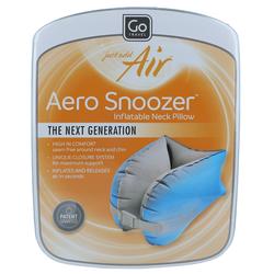 Go Travel Go Travel Aero Snoozer Nackenkissen aufblasbar 19 cm