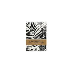 Coppenrath Notizbuch Notizbuch - Punkte (All about black & white)