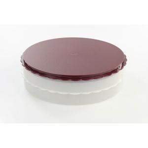 TUPPERWARE Exclusiv Hochstapler brombeere Kuchen Tortentwist mit Glitzer