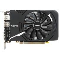 MSI GeForce GTX 1050 Ti Aero ITX 4G OCVI 4GB GDDR5 1341MHz (V809-2606R)
