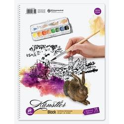 Staufen® Malblock Künstler DIN A4
