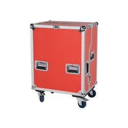 Case für 2x Feuerlöscher (max.Ø150mm) / Erstehilfe-Set