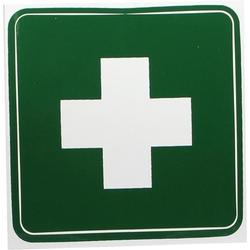 SENADA grünes Kreuz 1 St