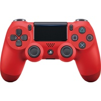 Sony PS4 DualShock 4 V2 Wireless Controller magma red