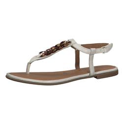 Tamaris 1-28160-24 Sandaletten 418 Ivory Sandale 41