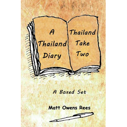 A Thailand Diary & Thailand Take Two (Boxed Sets, #1)