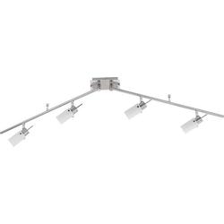 Paul Neuhaus Acura 6837-55 Deckenstrahler LED GU10 16W Stahl