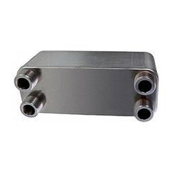 Plattenwärmetauscher ZB 30-20, 75 KW bei Primär-Sekundär 70/55°C/30/40°C