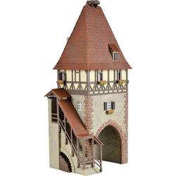 Kibri 38470 H0 Fachwerkturm mit Tor
