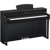 Yamaha Clavinova CLP-635 Digitalpiano Schwarz