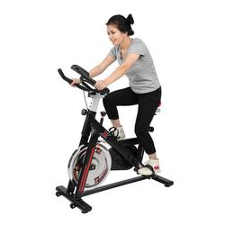 FCH Heimtrainer GH-709, Fitness Fahrrad Trimmrad Ergometer Hometrainer Indoor Cycling Bike Cardio