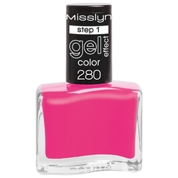 Misslyn Nagellack Nagel-Make-up 10ml Rosegold