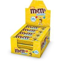 Mars Protein M&M's Protein Bar 12 x 51g Riegel Peanut