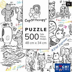 Cup of Therapy - Puzzle