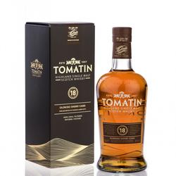 Tomatin 18 y.o Single Highland Malt Scotch Whisky