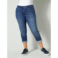 7/8 Jeans Janet & Joyce Blue bleached
