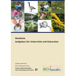 Neobiota als Buch von