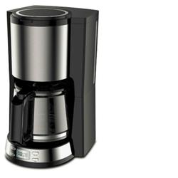 Michelino Filterkaffeemaschine Kaffeemaschine 1,5 L mit Timer