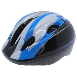 Fahrradhelm Gr. L, blau