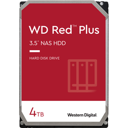 WD Red Plus WD40EFZX 4 TB