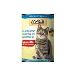 Mac' Cat Seelachs mit Naturreis 200 g