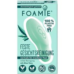 Foamie Feste Gesichtsreinigung - Aloe You Vera Much