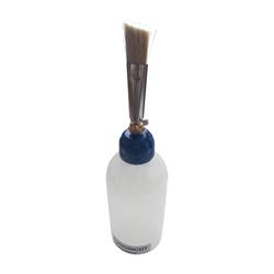 Dichtstoff Klebstoff Primerflasche PE Flasche mit Pinsel 250ml