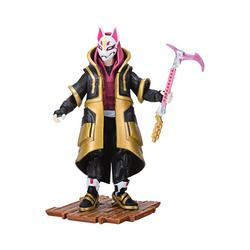 Jazwares Actionfigur FORTNITE - Solo Mode Figur Raptor, 10 cm gelb