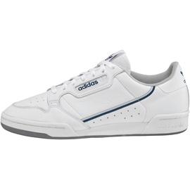 adidas Continental 80 cloud white/sky tint/legend marine 37