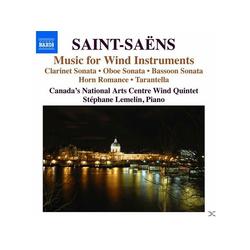 Canada's National Arts Centre - Musik Für Blasinstrumente (CD)