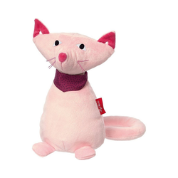 Sigikid Kuscheltier Nachtbrillenträger Katze (42137)