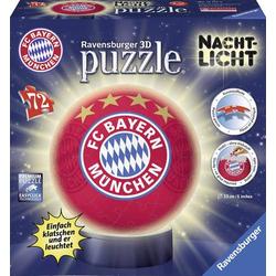 Ravensburger FC Bayern München Puzzleball + Nachtlicht