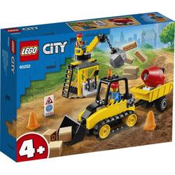 LEGO® Puzzle LEGO® City 60252 Bagger auf der Baustelle, Puzzleteile