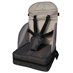 Stuhl-Sitzerhöhung, grau