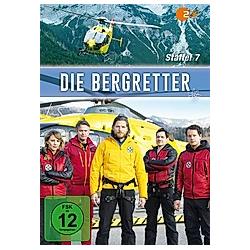 Die Bergretter - Staffel 7 - DVD  Filme