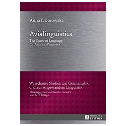 Avialinguistics. Anna P. Borowska  - Buch