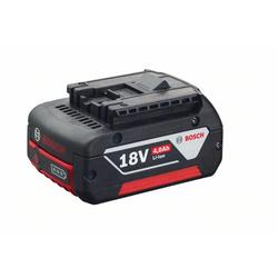 Einschubakkupack 18 V - HD. 4 Ah. Li Ion