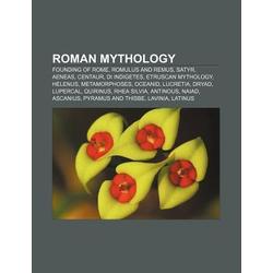 Roman mythology als Taschenbuch von