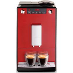 Melitta Kaffeevollautomat CAFFEO® Solo® E 950-104 Chili Red, 1,2l Tank, Kegelmahlwerk, Kaffeevollautomat, 43228145-0 rot rot