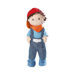 Haba Stoffpuppe HABA 2142 Stoffpuppe Matze, 30 cm