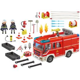 Playmobil City Action Feuerwehr-Rüstfahrzeug